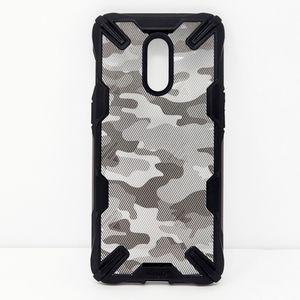 🏆Ringke Fusion-X OnePlus 7 - Camo Black